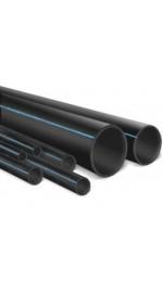 Труба РЕ100 ф110*6,3 мм SDR-17,6 (9,5 атм.)