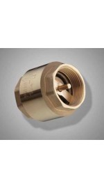 Клапан обратный  1/2 FRAP лат.шток G-405 16/160
