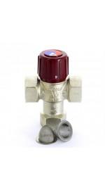 Клапан термосмесительный 1* ггг центр смешение 32-50 гр