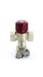 Клапан термосмесительный 1* шшш бок. смешение 35-60 гра