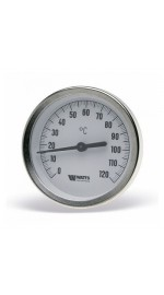 Термометр 63*1/2 120С F+R801 шток50мм (осев.акс.подк)