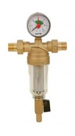 """Фильтр промывной д/хол.воды 1/2"""" ш-ш G1410.04 (1/10)"""
